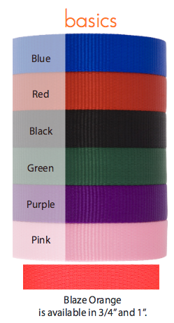 Lupine Collars - Solids